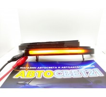 Бегущие поворотники в зеркала Lada Priora / Лада Приора PLAZMA LED