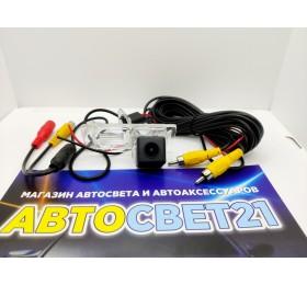 Камера заднего вида Nissan Terrano 2014+