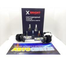 Светодиодные LED лампы X-Bright S2 H4
