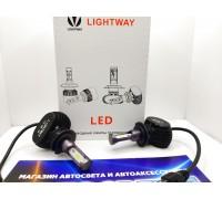 Светодиодные LED лампы Lightway X5 H7