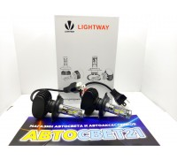Светодиодные LED лампы Lightway X5 H4