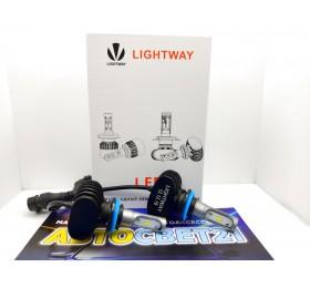 Светодиодные LED лампы Lightway X5 H11/H8/H9/H16