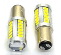 Лампа светодиодная P21/5W 33SMD Белая