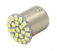 Лампа светодиодная P21W 22SMD 12V