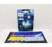 Лампы светодиодные w5w T10 Philips Ultinon LED PRO 6000K