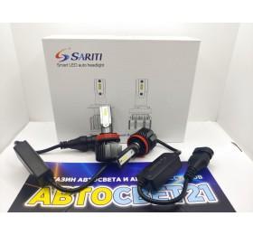 Светодиодные LED лампы Sariti E5 H11/H8/H9/H16