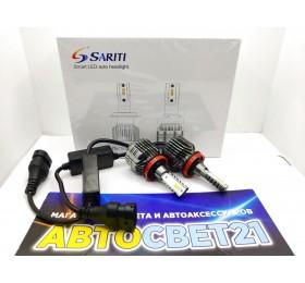 Светодиодные LED лампы Sariti F5 H11/H8/H9/H16