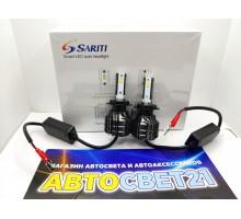 Светодиодные LED лампы Sariti F5 H7