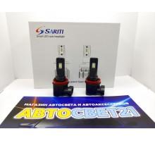 Светодиодные LED лампы Sariti E3 H11/H8/H9/H16
