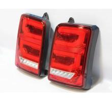 Тюнинг фонари задние LED светодиодные Нива / Нива Урбан Красные