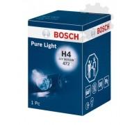Автолампа H4 BOSCH Pure Light