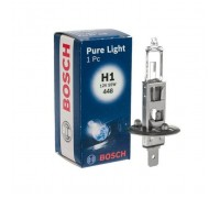 Автолампа H1 BOSCH Pure Light