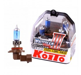 Автолампы HB4 (9006) KOITO Whitebeam 4200K