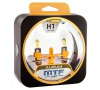 Автолампы Н1 MTF Aurum