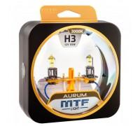 Автолампы Н3 MTF Aurum