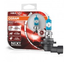 Автолампа HB3 OSRAM Night Breaker Laser +150%