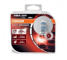 Автолампы HB4 OSRAM Night Breaker Unlimited +110%