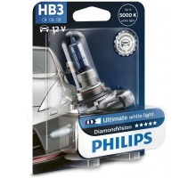 Автолампа HB3 PHILIPS Diamond Vision 5000K