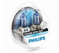 Автолампы H4 PHILIPS Diamond Vision 5000K