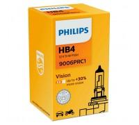 Автолампа HB4 PHILIPS +30%