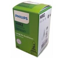 Автолампа HIR2 PHILIPS +30%
