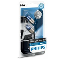 Автолампы PHILIPS White Vision T4W