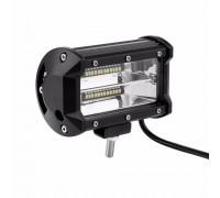 Светодиодная балка / фара-прожектор 72W 24LED 10-30V