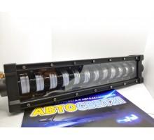 Светодиодная Led балка с ровной СТГ 43см 96W 12-24V