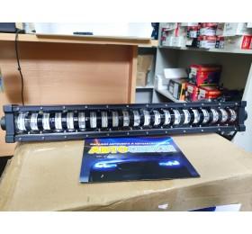 Светодиодная Led балка с ровной СТГ 63см 168W 12-24V