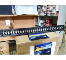 Светодиодная Led балка с ровной СТГ 89см 240W 12-24V