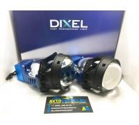 Светодиодные линзы Bi-Led Dixel New Night x2 4800K 3.0 дюйма