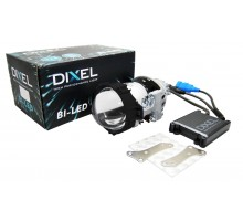 Светодиодные линзы Bi-Led Dixel GTR mini 4500K 3.0 дюйма (версия 2.0)