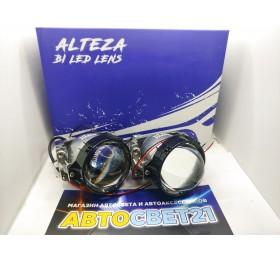 Светодиодные линзы Bi-Led Optima Alteza GTR 2.8