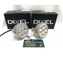 Светодиодные модули дальнего света Dixel High Beam Lens 3.0 5500K 12V