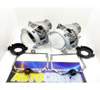 Комплект / набор для замены штатных линз Audi A5, Q5, Q7 AFS