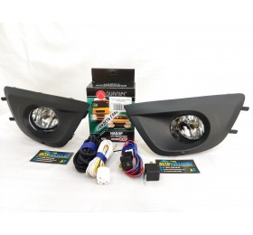 Полный набор / комплект противотуманных фар Lada Granta / Лада Гранта 2011-2018г.