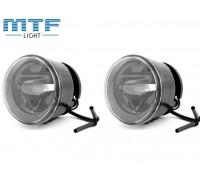 Фары противотуманные Nissan / Ниссан / Infiniti MTF LED FL10NSJ 5000K светодиодные