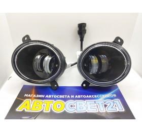 Фары противотуманные LED Lada Granta / Kalina / Largus 20Вт