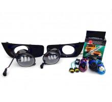 Полный комплект набор LED противотуманных фар 48W на Datsun On-Do, Датсун Он-До