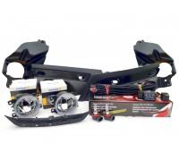 Полный набор / комплект противотуманных фар WESEM Lada Vesta / Лада Веста