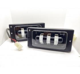 Фары противотуманные LED ВАЗ 2110-2115 Salman