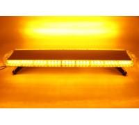 Светодиодная балка / панель оранжевая 12-24V