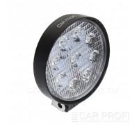 Светодиодная фара-прожектор 27W 10-30V SLIM