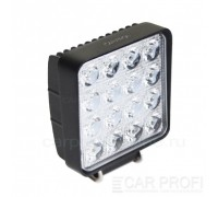 Светодиодная фара-прожектор 48W 10-30V SLIM-E
