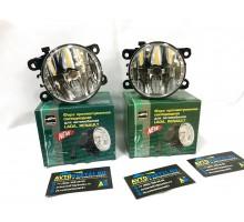 Фары противотуманные LED Lada Vesta / X-Ray / Renault г.Тольятти