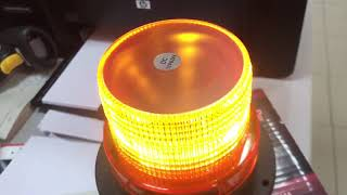 Маяк оранжевый светодиодный