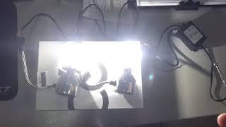 Блок стробоскопа для LED ламп