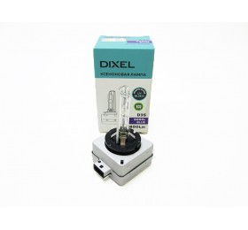 Лампа ксеноновая D3S 6000K Dixel D-Series(OEM) BLUE