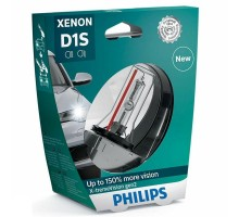 Лампа ксеноновая D1S Philips Xenon X-tremeVision GEN2 +150%