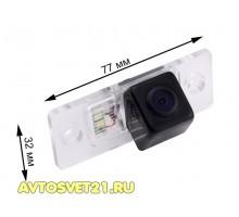 Камера заднего вида Skoda Fabia II 2007-2010